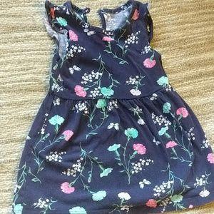 Floral dress for toddler